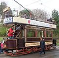 Tram No. 20, Beamish Museum, 11 April 2012 (2).jpg