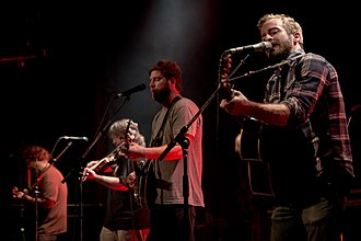 Trampled by Turtles - Trampled by Turtles live in Munich (2014)