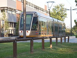 Tramway Orleans