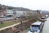 Tramway ligne 2 près Île Seguin Sèvres 2.jpg