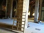 Treballs de restauració Drassanes Reials de Barcelona (5).JPG