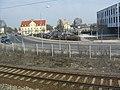 Trebuser Strasse from the train to Frankfurt (Oder) - geo.hlipp.de - 34359.jpg