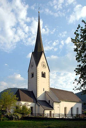 Treffen - Saint Maximilian Church