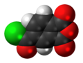 Trimellitic anhydride chloride 3D spacefill.png