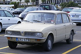 Triumph Toledo, Malta March 2010 - Flickr - sludgegulper 4 door & now cropped.jpg