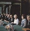 Troonswisseling 30 april tekenen abdicatie in Paleis op de Dam, Bestanddeelnr 253-8409.jpg