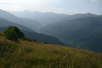 Tskhenistsqali valley near Mami.JPG