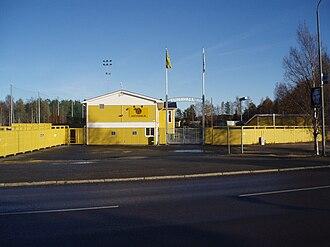Notvikens IK - Tunavallen in 2009