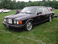 Bentley Turbo R thumbnail