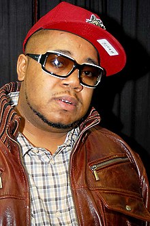 Twista at WGCI radio station in Chicago, 2010