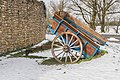 Two-wheeled open carriage Onet-le-Chateau 01.jpg