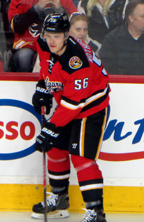 Tyler Wotherspoon Canadian ice hockey player