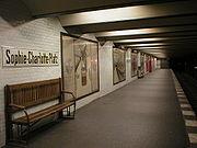 U-Bahn Berlin Sophie-Charlotte-Platz