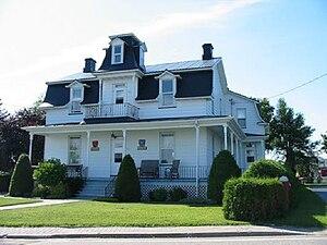 Batiscan, Quebec - House in Batiscan