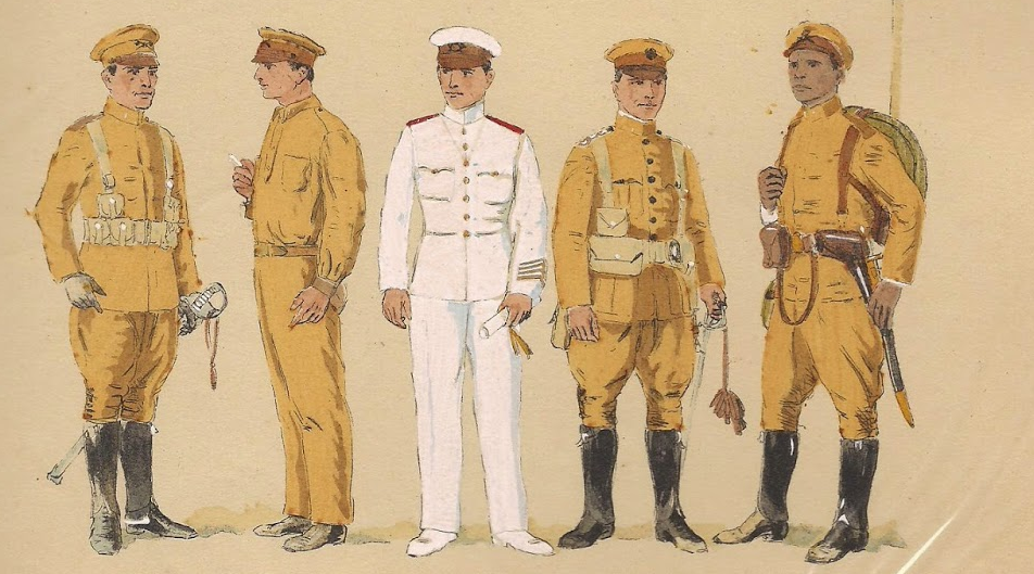 UEB Pessoal Militar