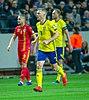 UEFA EURO qualifiers Sweden vs Romaina 20190323 Sebastian Larsson 11.jpg