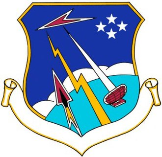 29th Air Division - Image: USAF 29th Air Division Crest