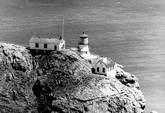 Point Reyes Lighthouse - Image: USC Gpointreyes