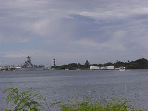 USS Arizona Memorial, Oahu, Hawaii, USA2.jpg