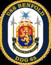 USS Benfold DDG-65 Crest.png