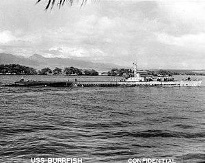 USS Burrfish;0831207