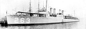 USS Laub (DD-263)