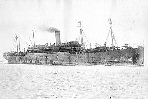 SS Manchuria (1903) - Image: USS Manchuria (ID 1633)