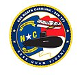 USS North Carolina SSN 777 Patch.jpg