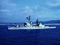 USS Robert A. Owens (DD-827) of Toulon in 1967.jpg