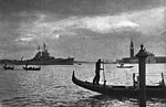 USS Worcester (CL-144) at Venice in 1949.jpg