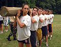 US Navy 060620-N-5215E-001 High school students participate in log PT as part of the U.S. Naval Academy Summer Seminar.jpg