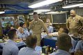 US Navy 070507-N-4856G-026 Chief of Naval Operations (CNO) Adm. Mike Mullen speaks to the Sailors of Los Angeles-class attack submarine USS Pasadena (SSN 752).jpg