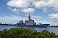 US Navy 080626-N-3931M-013 The Japanese Maritime Self Defense Force ship JS Kirishima (DD 174) pulls into Pearl harbor for a scheduled port call before starting Rim of the Pacific (RIMPAC) 2008.jpg