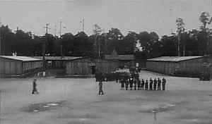 Potulice concentration camp - Image: UZW Potulice Potulitz 1941 1945
