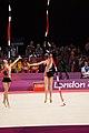 Ukraine Rhythmic gymnastics at the 2012 Summer Olympics (7916235138).jpg