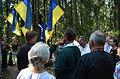 Ukrainian Delegation in Levashovo Memorial Cemetery 33.JPG