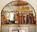 Ulisse giocchi (attr.), Trasporto del corpo di sant'Agnese dentro le mura di montepulciano, 1610 ca. 01.jpg