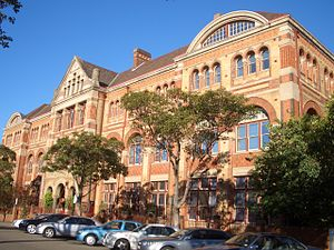 Sydney Institute of TAFE - Image: Ultimo Sydney Institute 3