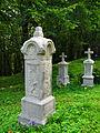 Ulucz Zespół cerkwi pw. św. Mikołaja cmentarz 02 JoannaPyka.JPG