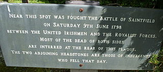 Battle of Saintfield