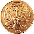 """United States Army Bicentennial Bronze 3"""" (837905576).jpg"""