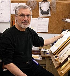 John Mercanti - John M. Mercanti, twelfth Chief Engraver of the U.S. Mint.