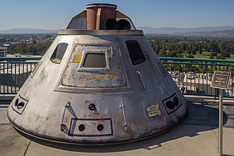 Apollo 13 (film) - Apollo 13 space capsule prop from the film