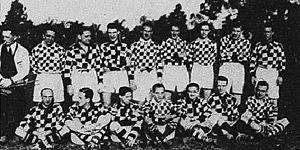 Club Universitario de Buenos Aires - Universitario rugby team of 1924.