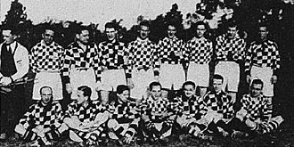 Club Universitario de Buenos Aires - Universitario rugby team of 1924.