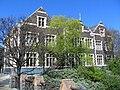 University of Otago Home Science Block, Dunedin, NZ.JPG