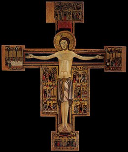 Unknown painter - Crucifix (Cross No. 15) - WGA23864.jpg