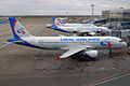 Ural Airlines, VQ-BDJ, Airbus A320-214 (16843249893).jpg