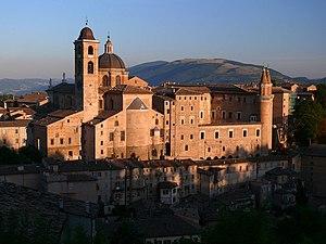 Urbino: Palazzo Ducale & Duomo