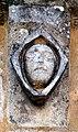 Vérac église St Cybard Modillons 23.JPG